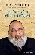 Download this eBook Itinéraire d'un enfant juif d'Algérie