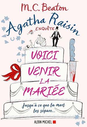 Image de couverture (Agatha Raisin 20 - Voici venir la mariée)