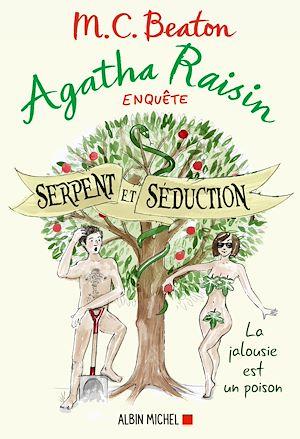 Image de couverture (Agatha Raisin 23 - Serpent et séduction)