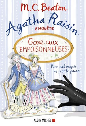 Image de couverture (Agatha Raisin 24 - Gare aux empoisonneuses)