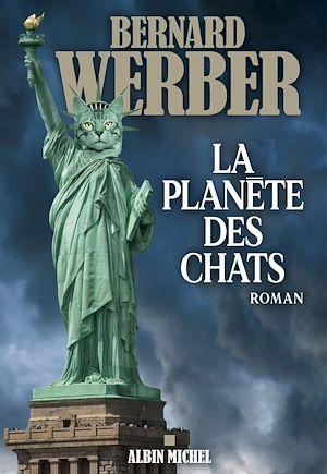 Cover image (La planète des chats)