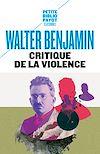 Télécharger le livre :  Critique de la violence