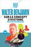 Télécharger le livre :  Sur le concept d'histoire