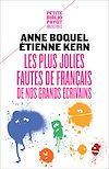 Télécharger le livre :  Les plus jolies fautes de français de nos grands écrivains