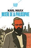 Télécharger le livre :  Misère de la philosophie