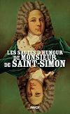 Télécharger le livre :  Les sautes d'humour de monsieur de Saint-Simon