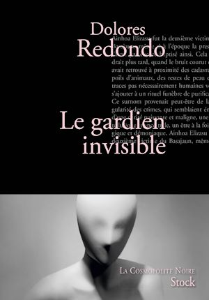 Le gardien invisible | Redondo, Dolores. Auteur