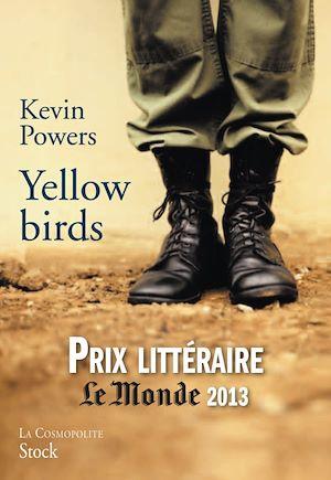 Image de couverture (Yellow birds)