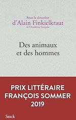 Download this eBook Des animaux et des hommes