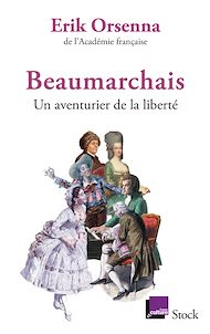 Téléchargez le livre :  Beaumarchais, un aventurier de la liberté