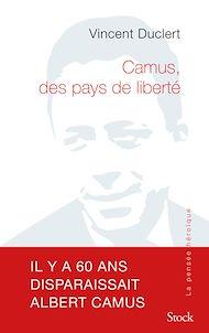 Téléchargez le livre :  Camus, des pays de liberté