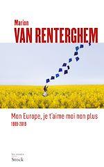 Download this eBook Mon Europe, je t'aime moi non plus
