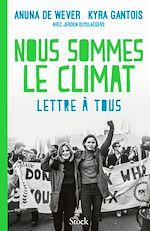 Download this eBook Nous sommes le climat