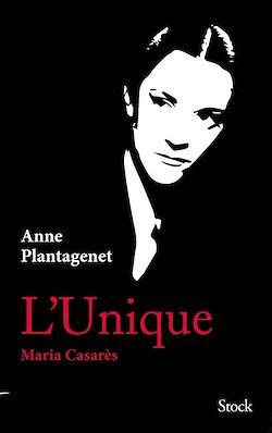 Download the eBook: L'Unique. Maria Casarès