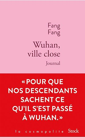 Image de couverture (Wuhan, ville close : journal)