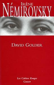 Téléchargez le livre :  David Golder