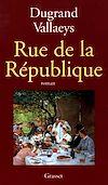 Télécharger le livre :  Rue de la république