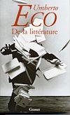 Télécharger le livre :  De la littérature