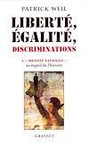 Télécharger le livre :  Liberté, égalité, discriminations