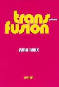 Téléchargez le livre :  Transfusion