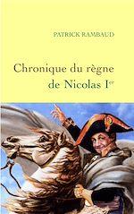 Téléchargez le livre numérique:  Chronique du règne de Nicolas 1er