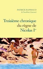 Troisième chronique du règne de Nicolas Ier |