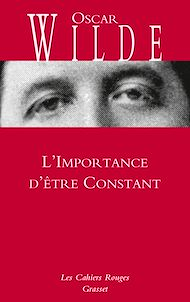 Téléchargez le livre :  L'Importance d'être Constant