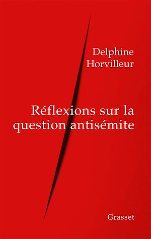 Image de couverture (Réflexions sur la question antisémite)