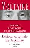 Télécharger le livre :  Pensées, remarques et observations - Inédit