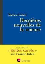 Download this eBook Dernières nouvelles de la science