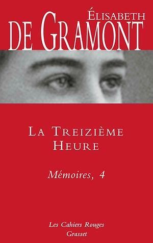 La treizième heure - Mémoires, 4