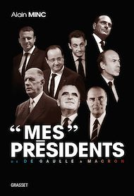 """Téléchargez le livre :  """"Mes"""" présidents"""