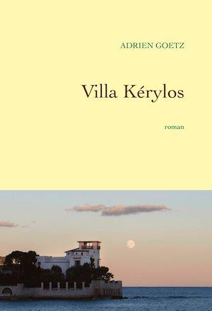 Image de couverture (Villa Kérylos)
