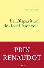 Téléchargez le livre :  La disparition de Josef Mengele