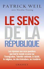 Télécharger cet ebook : Le sens de la République