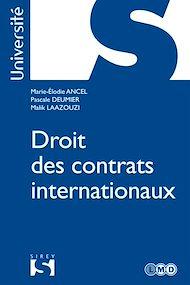 Téléchargez le livre :  Droit des contrats internationaux