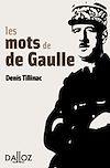 Télécharger le livre :  Les mots de de Gaulle
