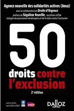 Téléchargez le livre :  50 droits contre l'exclusion