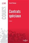 Télécharger le livre : Contrats spéciaux