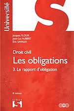 Télécharger cet ebook : Droit civil. Les obligations Volume 3