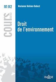 Téléchargez le livre :  Droit de l'environnement