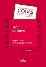 Download this eBook Droit du travail