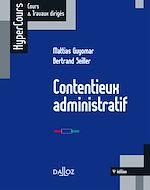 Téléchargez le livre :  Contentieux administratif