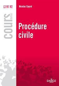 Téléchargez le livre :  Procédure civile