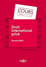 Download this eBook Droit international privé