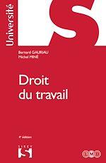 Téléchargez le livre :  Droit du travail - 4e ed.