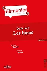 Téléchargez le livre :  Droit civil. Les biens