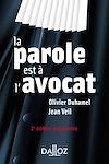 Télécharger le livre :  La parole est à l'avocat