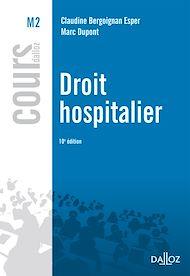 Téléchargez le livre :  Droit hospitalier