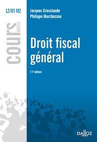Téléchargez le livre :  Droit fiscal général